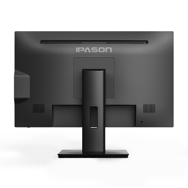 IPASON all in one computer 23.8 inch office desktop /9th Gen i5-9400 8G RAM 480GSSD/WiFi/wireless mouse and keyboard/business PC 5