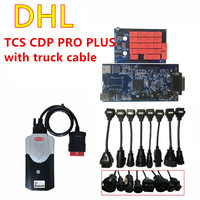 DHL TCS CDP PRO PLUS with/no Bluetooth+truck cable obd obd2 latest 2016r0/2015r3 software multidiag pro scanner tool in stock