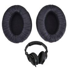 2 UNIDS Relajante Cómodo Cuidado de Reemplazo Almohadillas Almohadilla De Espuma Suave Caliente Auriculares De Sennheiser HD280 HD 280 PRO Auriculares