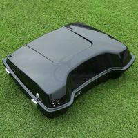5.5 Razor Tour Pak Pack Trunk W/Latch Key For Harley Road King Steet Glide FLHR 1997 2013 motorcycle top case moto bag box