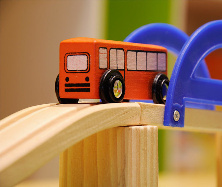 Diecasts Toy Vehicles Kids Toys Thomas train Toy Model Cars electric puzzle Building slot track Rail transit 40 pcs kids toys