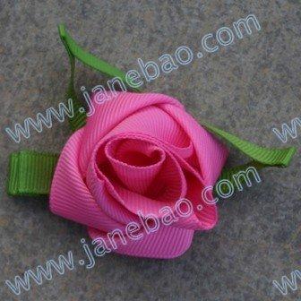 Лента цветок clips110pcs цветок канзаши заколки для волос катушка для значка заколки для волос держатель