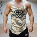 Body Engineers Men Tank Tops Army Camouflage Camouflage Men Vest Bodybuilding Sexy Camouflage Men's Fitness Sleeveless Tank Top