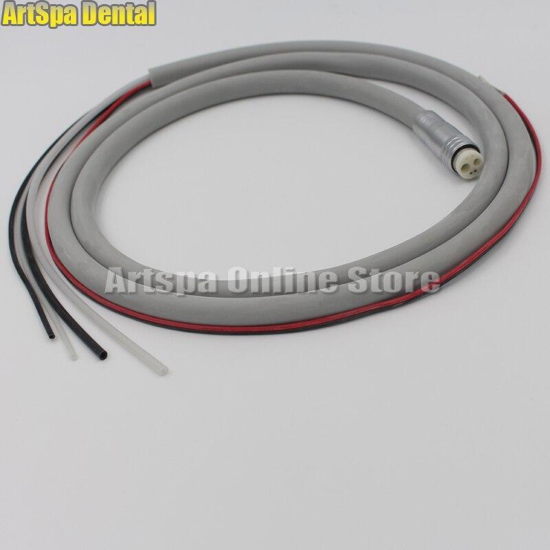 caber fibra óptica led handpiece de alta velocidade