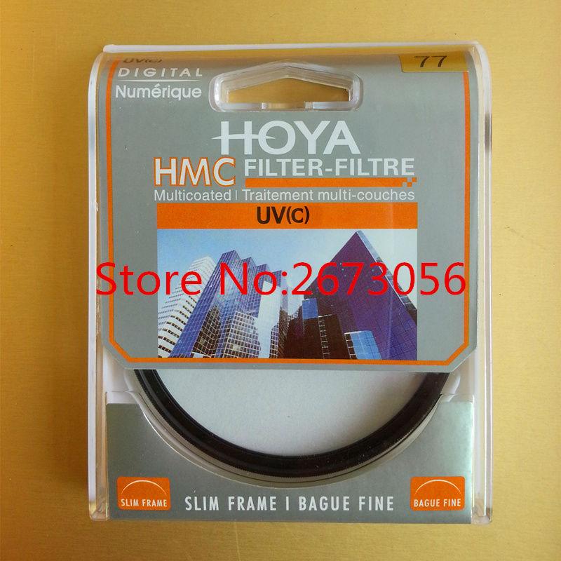 Prix pour Hoya 77mm Mince Cadre Numérique HMC UV (C) Multicouches Filtre Pour Pentax Canon Nikon Sony Olympus Camera Lens, Ultra-Violet Filtre