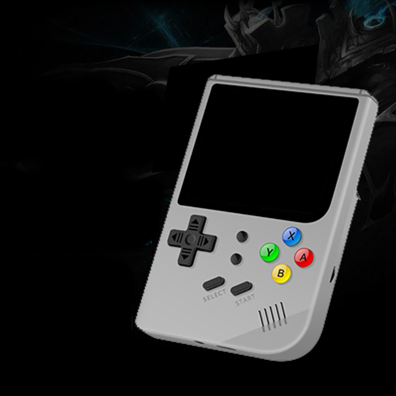 Mini Pocket Hand-Held Game Player Retro Game 300 Game Console RG300 Retro Game Hand-Held 16G Internal 3 Inch Video Game Console