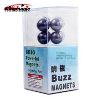 Christmas gift 25mm Magnetic Neodymium 8 Pcs Magic Cube Bucky Puzzle Magcube Balls Blocks Neo Cube Toys With Box