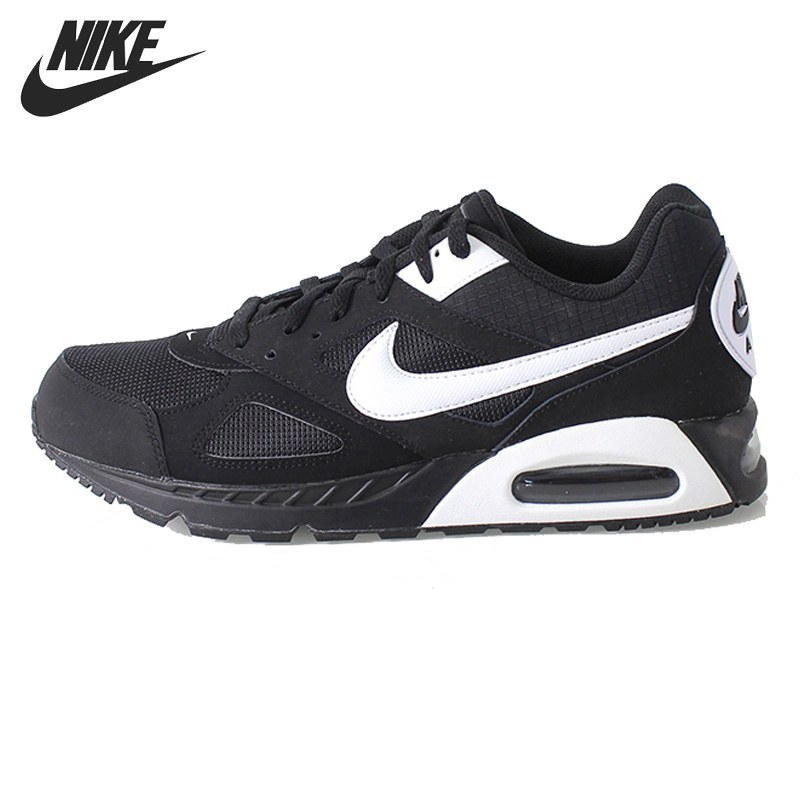 US $143.1 |Original New Arrival 2017 NIKE AIR MAX IVO Men's Running Shoes Sneakers in Running Shoes from Sports & Entertainment on |