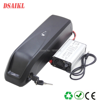 EU US tax included 24V 36V 48V 52V hailong battery 10Ah 13Ah 14Ah 15Ah 17Ah 20Ah 25Ah 28Ah 30Ah 35Ah fat tire ebike battery image