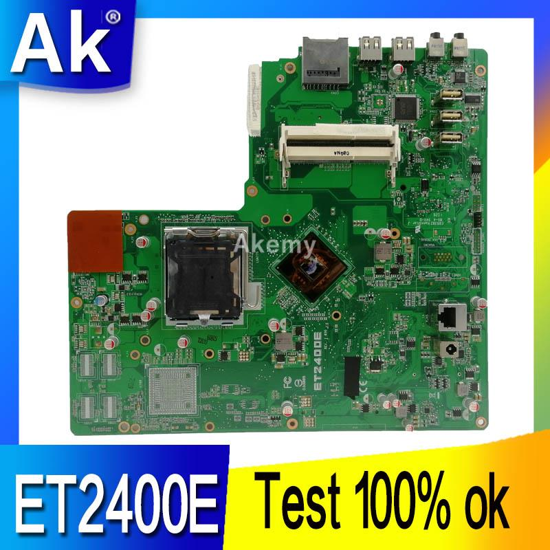AK Original All-in-one motherboard For ASUS ET2400E ET2400 mainboard 100% Test ok Works GMAK Original All-in-one motherboard For ASUS ET2400E ET2400 mainboard 100% Test ok Works GM