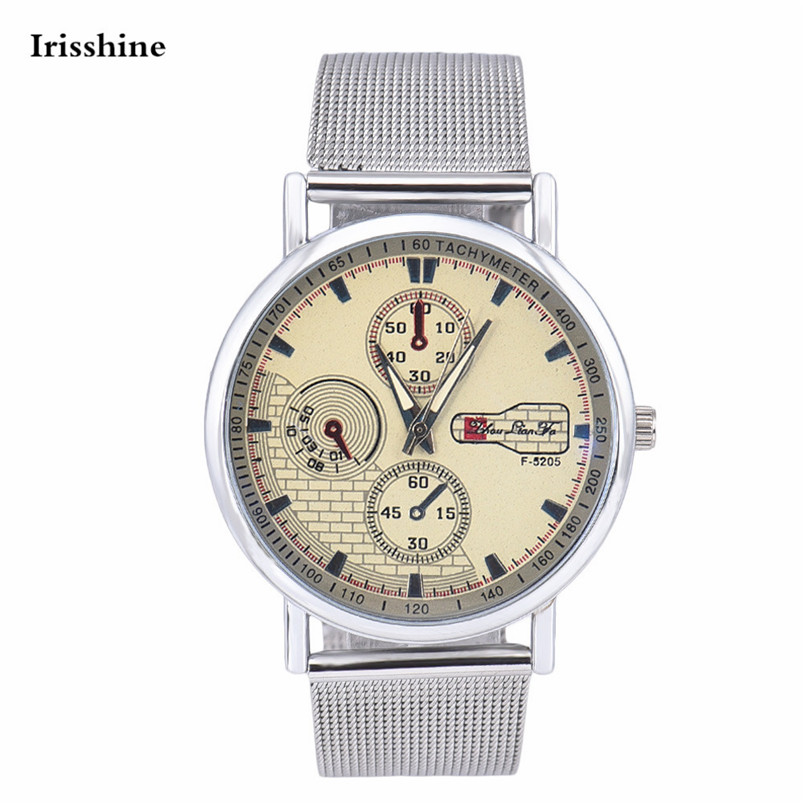 Uhren Irisshine C66 Marke Luxus Männer Uhren Frauen Montre Homme Luxus Unisex Vertraglich Fashion-uhren Stahlband Uhren Perfekte Verarbeitung