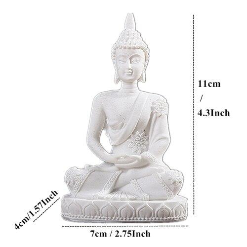 White Buddha 134