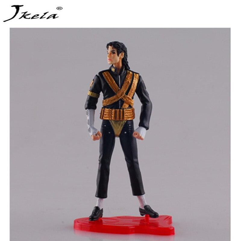 [Ny] Högkvalitativ Michael Jackson Konungen av pop PVC Action - Toy figuriner - Foto 3