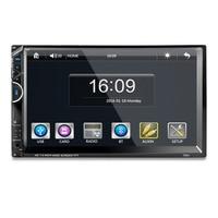 7 Inch Bluetooth Car Radio Video MP5 Player Autoradio FM AUX USB SD 7001 HD 1080P