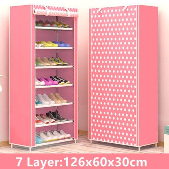 Szpgqumv Tela Armario Zapatos No Almacenamiento Tejido De A Combinación n0yOvmN8w