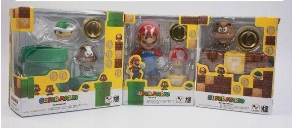 Фигурки Супер Марио Набор 5