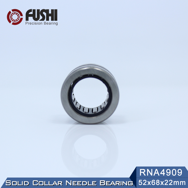 RNA4919 Bearing 105*130*35 mm ( 1 PC ) Solid Collar Needle Roller Bearings Without Inner Ring 4624919 4644919/A Bearing rna4913 heavy duty needle roller bearing entity needle bearing without inner ring 4644913 size 72 90 25