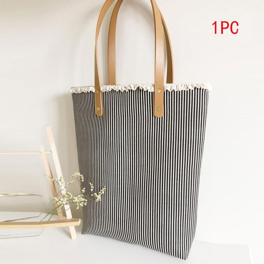 Herald Fashion PU Leather Bag Strap Handle Shoulder Bag Belt Band for Women Handbag Handmade DIY Accessories