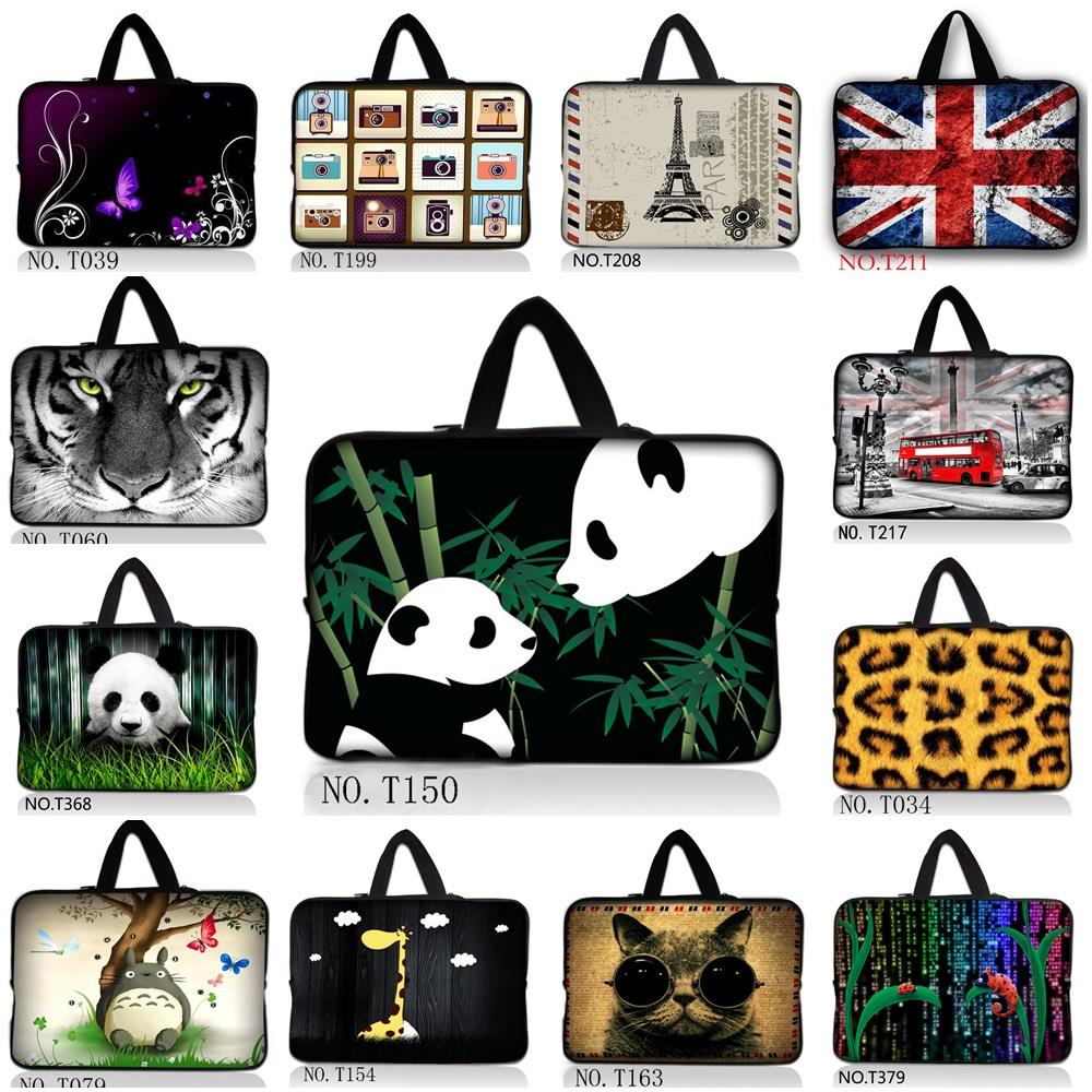 15 15.4 15.6 inch Laptop Sleeve Case Bag Cover + Hide Handle For Toshiba Acer HP Dell Samsung Asus Thinkpad