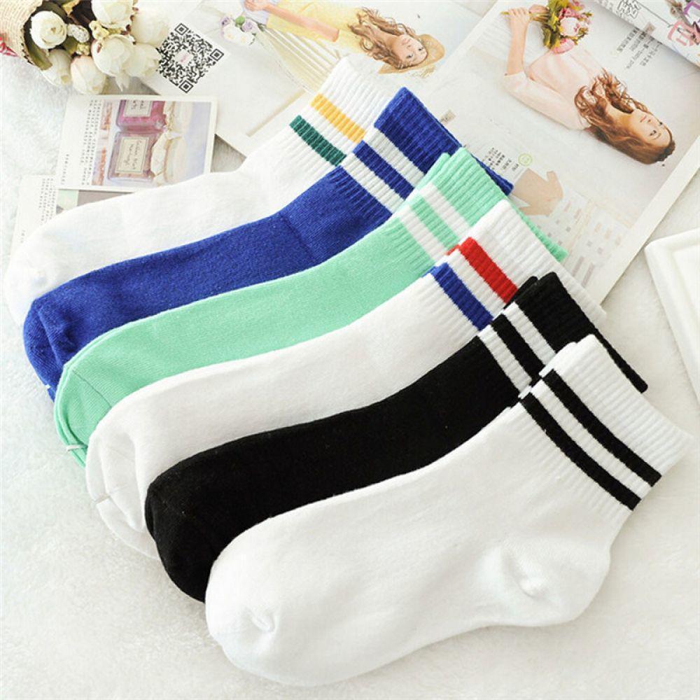 Skateboard mujer Cotton calcetines Harajuku Hop Comfortable Letter   Socks   Hip   Sock   harajuku Unisex Creative Calcetines Mujer