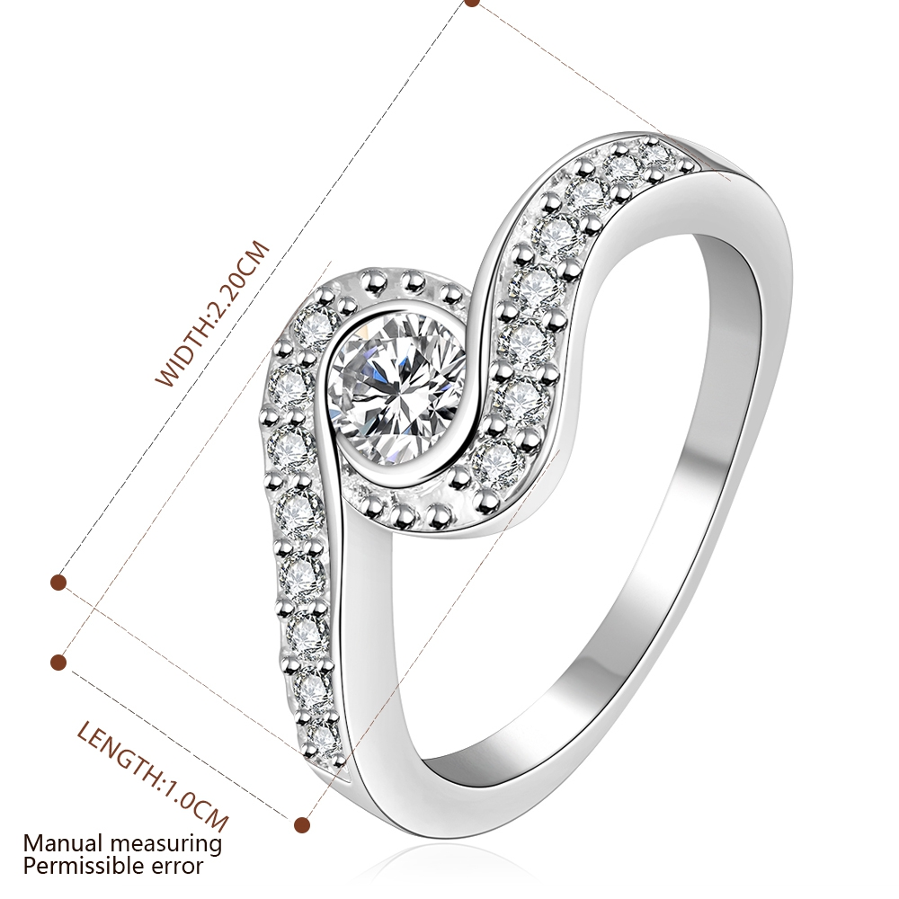 engagement fate of youtube diamond wedding unique ring watch rings twist twisted