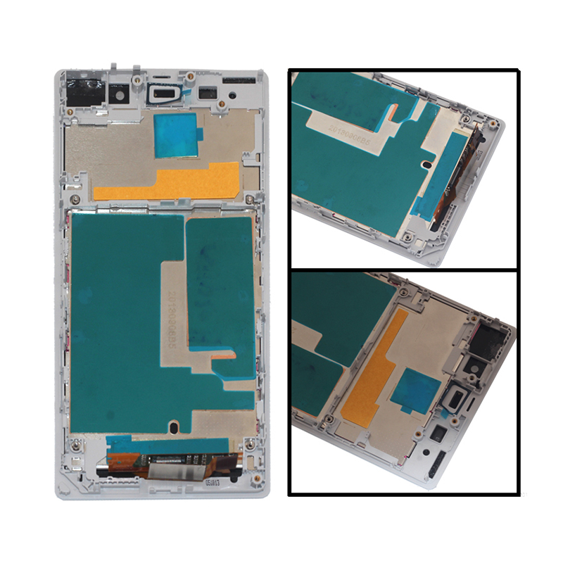 Image 2 - For Sony Xperia Z1 L39H LCD Display Digitizer Glass Panel Assembly For Sony Xperia Z1 L39H C6902 C6903 C6906 Display Screen tool-in Mobile Phone LCD Screens from Cellphones & Telecommunications