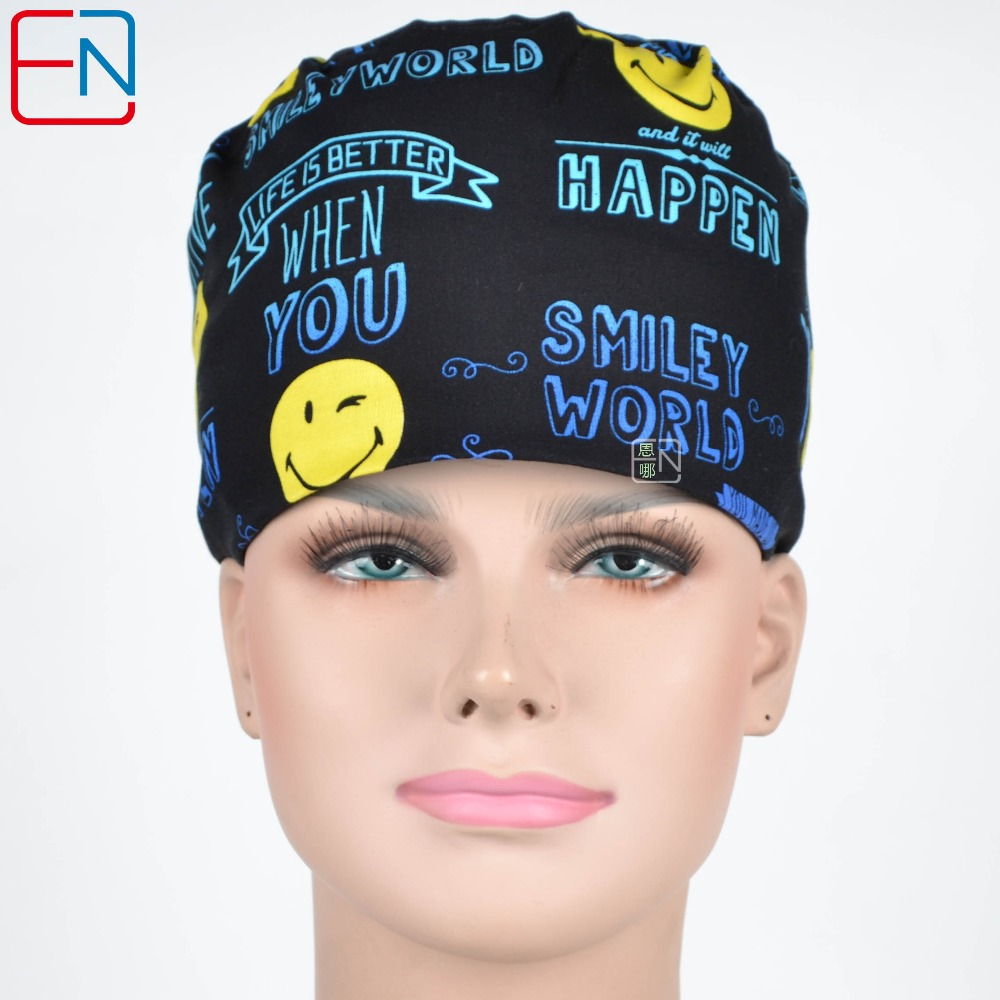 Unisex Surgical Hats