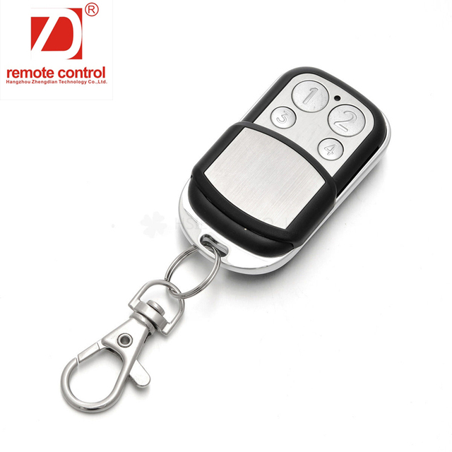 Compatible with Doorhan 433MHz remote control wireless switch 4 channels transmitter garage door opener  free shipping