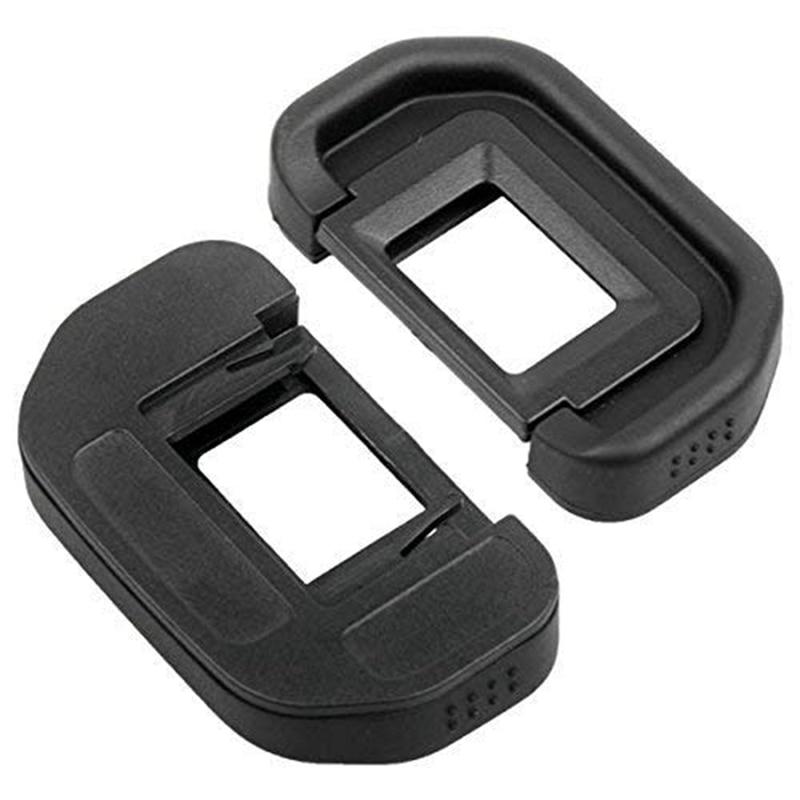 Camera Eyepiece Eyecup 18Mm Eb Replacement Viewfinder Protector For Canon Eos 80D 70D 60D 77D 50D 5D 5D Mark Ii 6D 6D Mark Ii