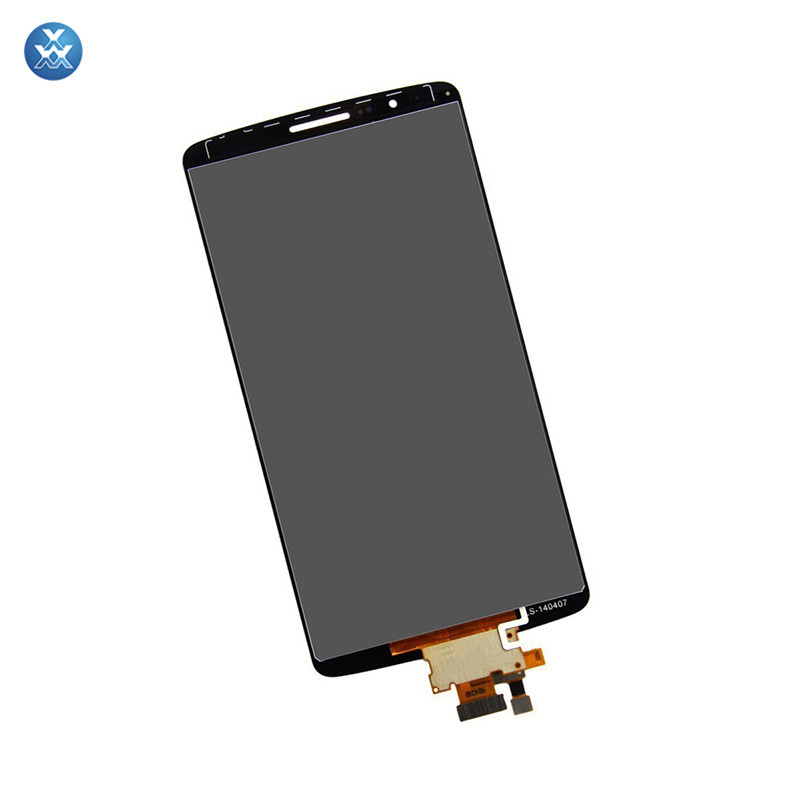 Cell Phone Replacements for LG G3 D850 D851 D855 VS985 LS990 (LG G3 LCD black)-4