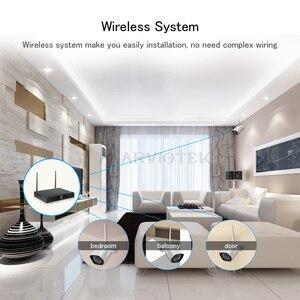 Image 5 - 8CH 1080P HD אבטחת בית מצלמה מערכת 4CH CCTV מצלמה חיצוני וידאו מעקב אלחוטי מצלמת ip Wifi NVR ערכת 720P