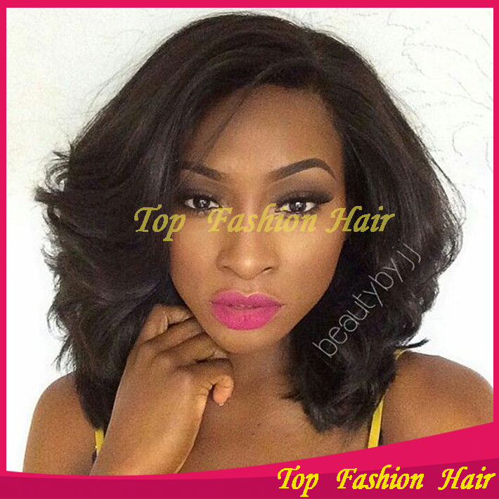 Short Upart Wigs Malaysian Human Hair Body Wave U Part Wig Bob Wavy Left Side 1 X4 For Black Qeen Women Freeshipping On Aliexpress Alibaba Group