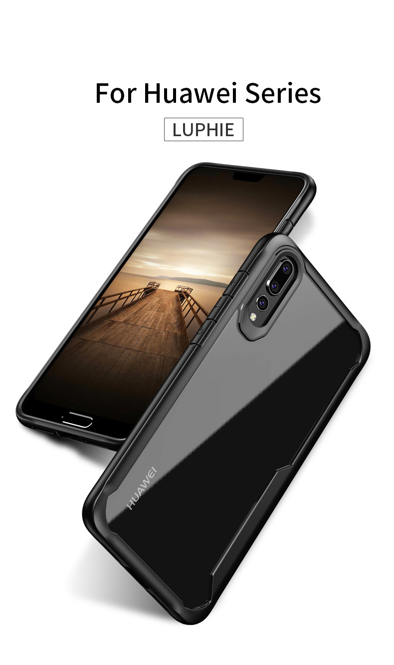 LUPHIE Shockproof Case For Huawei P20 Pro P20 Lite Mate 10 Pro Cover (1)