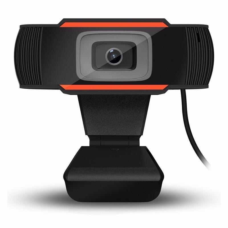 Высокое Разрешение USB 2.0 шт. Камера 640x480 запись видео HD веб-Камера с микрофоном для компьютера PC ноутбук skype