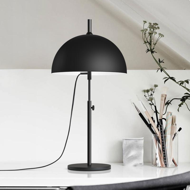industrial retro Desk Lamp Desklight flexible simple style ...