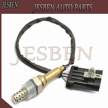 JESBEN Free shipping Front and Rear Lambda O2 Oxygen Sensor Fits For DELPHI RE94 Changan DongFeng Jingbei  JAC NO# 25325359