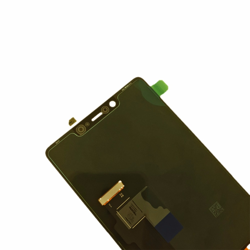 LCD Screen and Digitizer Full Assembly for Xiaomi Mi 8 SE