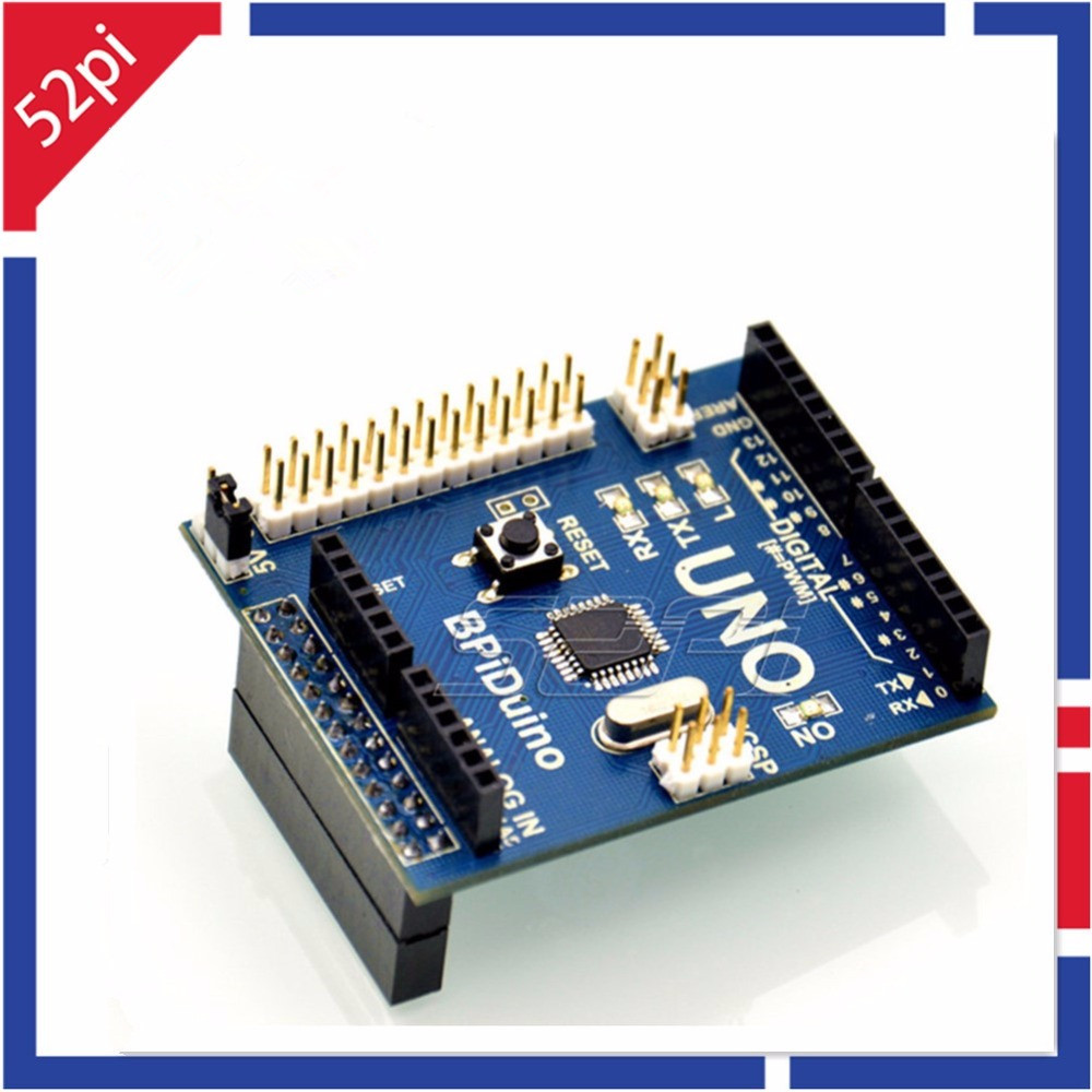 Original Banana Pi Accessories BPiDuino UNO Board UNO Module Compatible with Raspberry Pi