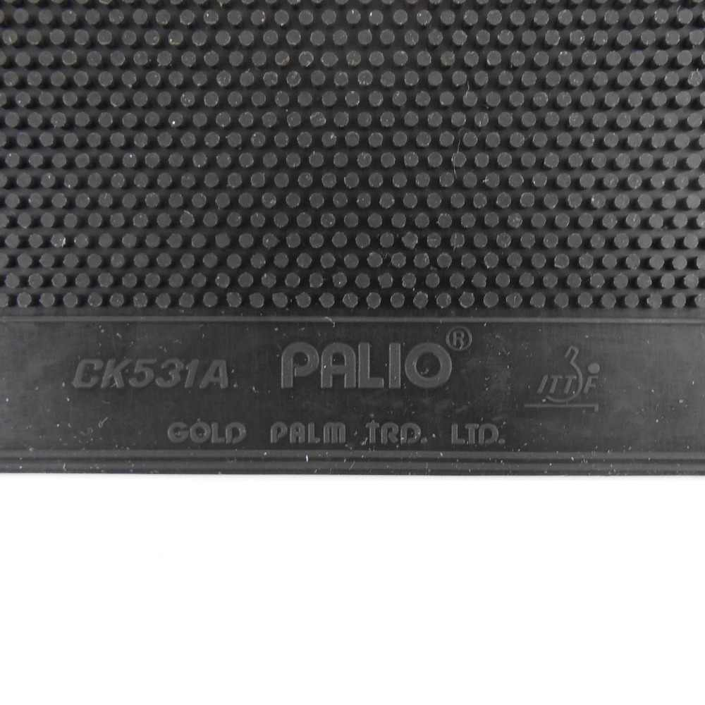 Palio CK531A Long Pimples Out Table Tennis PingPong Rubber Without Sponge Topsheet  OX