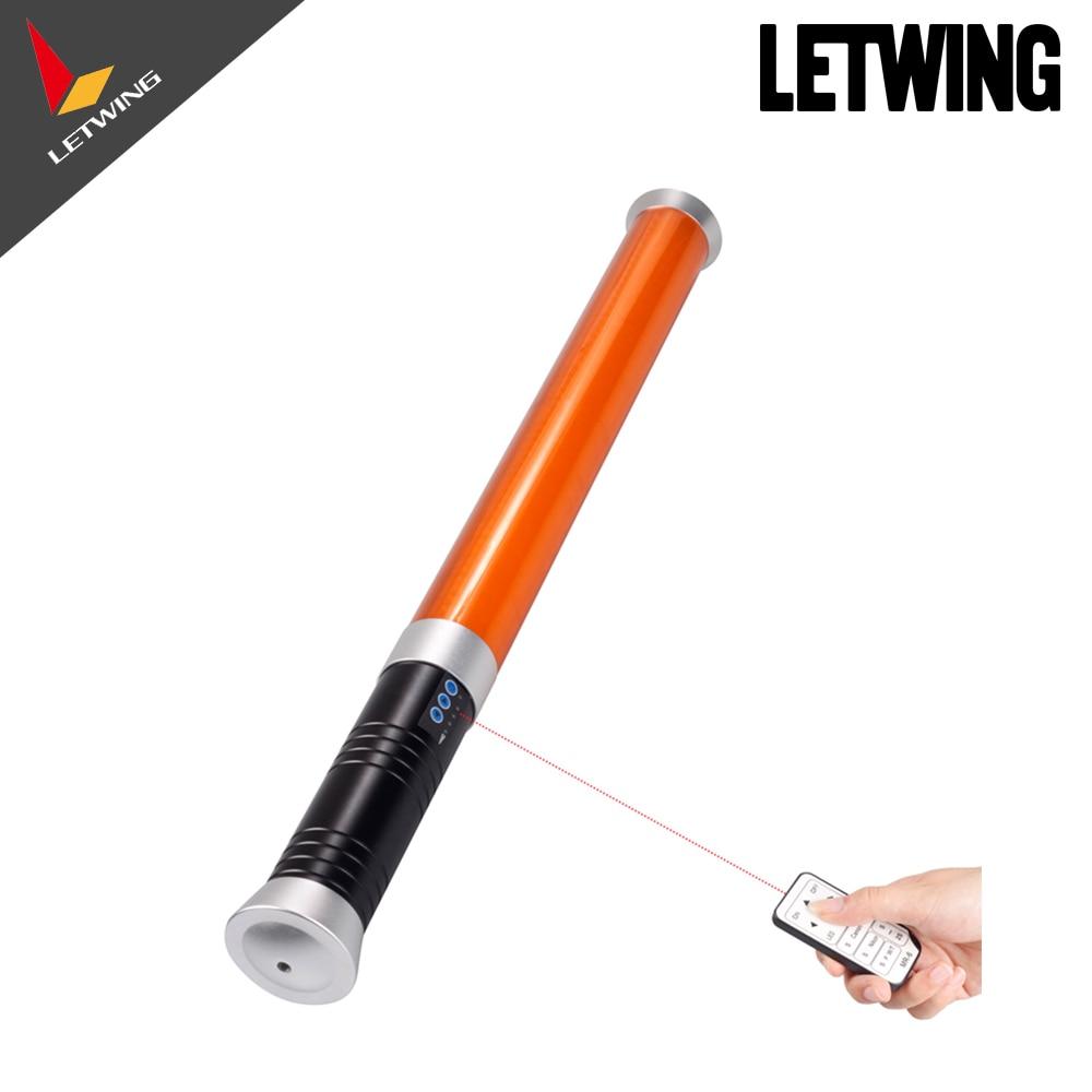 Lejous Travor MTL-MINI Professional Magic LED Tube Light with 160pcs Lamp Beads 1600LM 3200K/5600K