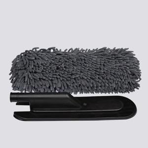 Image 4 - 1pc Microfiber Car Cleaning Tool Detailing Car Wash Brush Retractable Wheel Brush Super Absorbent Brush Car Care