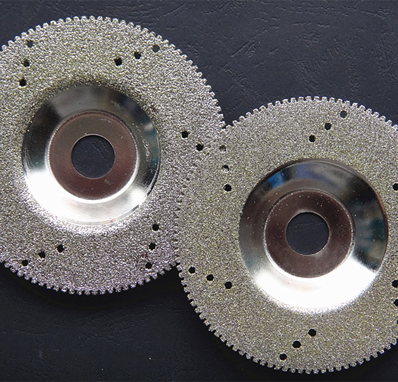 100*16mm Diamond Cutting Blades Tooth Hole Taper Cup Wheel Polishing Tools Saw Abrasive Disc Glass Ceramic Cutting Grinding high quality single bevel phx resin grinding wheel diamond 100mm wheel abrasive disc for saw blade grinding disc rotary tools