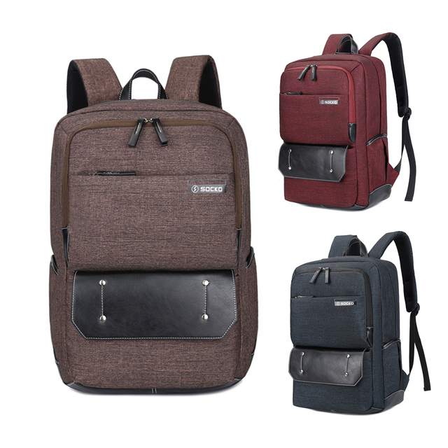15 15.6 1717.3 inch Laptop Backpack Notebook Computer Backpack ...