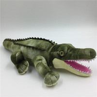 Stuffed Animals Toys Crocodile Dolls Pillow Big Real Life Plush Toy For Boys Holiday Gifts