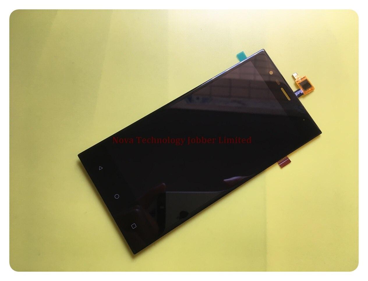 Wyieno 5 noir Capteur Pour Highscreen Boost 3 SE/Boost 3 SE Pro Écran lcd + Écran Tactile Digitizer Écran Assemblée