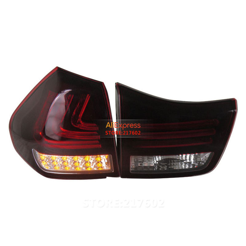 how to change tail light on 2004 lexus rx330