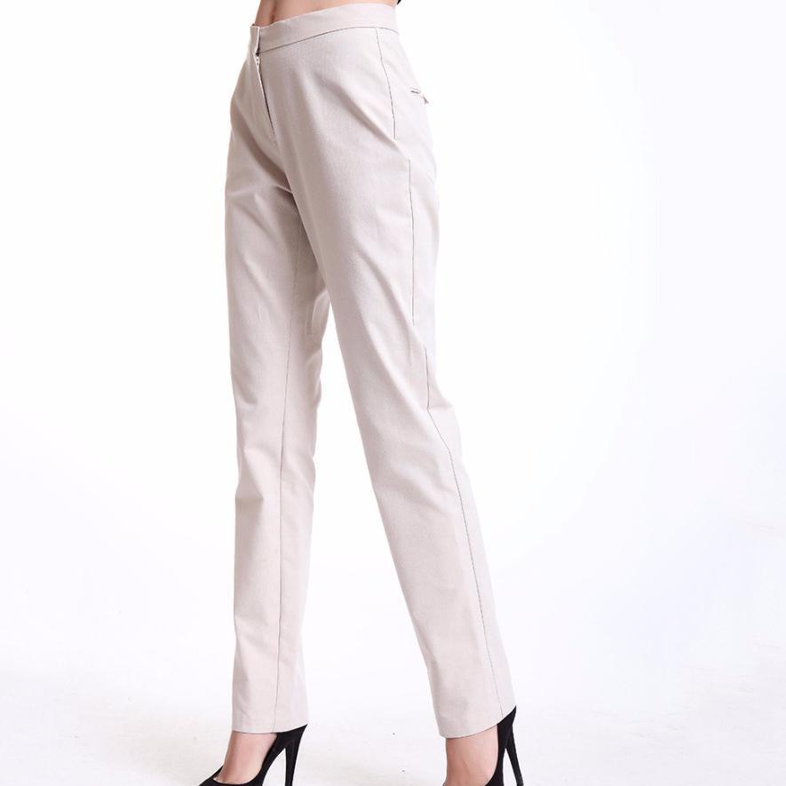 Deviz reine mode femme 2018 hiver pantalon 5xl 6xl grande taille pantalon pour femme avec taille haute damier pantalon de survêtement P59