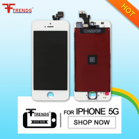 High Quality A Free Ship DHL10 Pcs Lot Oem Lcd For IPhone 5C LCD