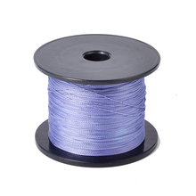 0.2MM 1 Roll Spectra Braided Line Super Strong 500m Multifilament 100% Material Superpower Fishing Braided Line Strength: 15.1kg