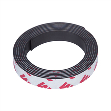 Self-Adhesive Magnetic-Strip Mm-Tape Rubber 1-Meter Flexible Width 10-Mm-Thickness 1-Mm